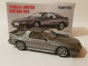 Tomica Limited Vintage - Mazda SAVANNA RX-7 GT-X (GREY) VHTF NEAR MINT