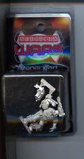 Sedition Wars Vanguard Barker Zosa With Flamer SWM1004 MINT Metal Miniature