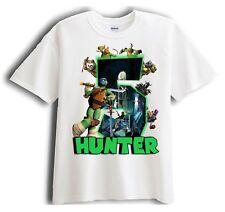 Teenage Mutant Ninja Turtle  Leo Personalized - Birthday Shirt Party Favor