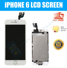 WHITE iPhone 6 LCD Screen Digitizer Assembled Genuine OEM Quality Replacement