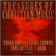 TREASURES OF CHRISTIAN MUSIC / VARIOUS (CD) sealed