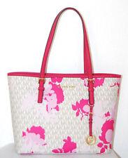 MICHAEL KORS Handtasche Neu granita Carry Tote pink rose vanilla Jet Set Travel