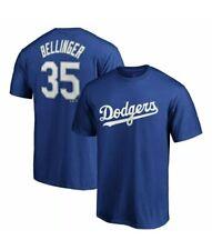 Cody Bellinger LA Dodgers Majestic Blue Number Jersey T-Shirt MLB Men's XLT