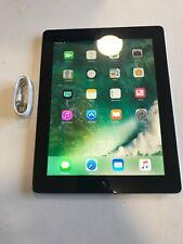Apple iPad 4th Gen. 128GB, Wi-Fi + Cellular (Verizon), 9.7in - Black #8551