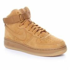 nike air force one nere e marroni