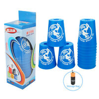 Speed Quick Stacking Cup Game Speed Challenge Family Party Fun Competition Toy