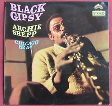 ARCHIE SHEPP  ORIG LP FR  BLACK SHEPP