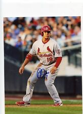 JON  JAY  ST. LOUIS  CARDINALS   SIGNED AUTOGRAPHED 8X10  PHOTO
