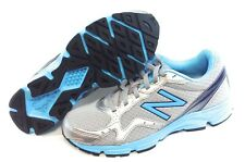 Womens New Balance 450 WB1 Silver Light Blue Running Sneakers Shoes