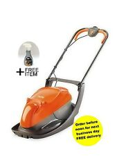 Flymo Easi Glide 300 Hover Collect Mower Gold Grade +FREE GIFT RRP£9.99