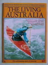 The Living Australia #87 Canoeing Prime Ministers Bluefin Tuna Tasmania Swollows
