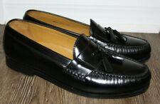 Men's Cole Haan Pinch Black C06587 Tassel Loafer Air Sole Size 10.5 M