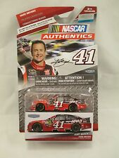 "NEW 2014 NASCAR AUTHENTICS HARD DRIVERS ""#41 KURT BUSCH"" BY SPIN MASTER AGES 3+"