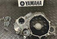 Yamaha Yz250fx Engine Motor Inner Clutch Cover Water Pump Impeller Shaft Yz 250