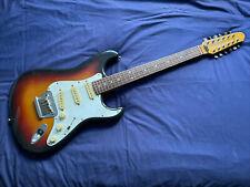 Fender Japan 12 String Stratocaster XII Electric Guitar MIJ