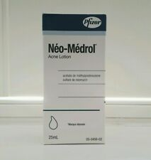 Neo Acne lotion Medrol  For Acne, Unisex. 25ml. Fast Acne, bumps Treatment.
