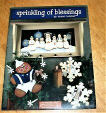 Sgp:Sprinkling Of Blessings Tole Painting Book by Susan Kulstad - Guc - 15+ Proj
