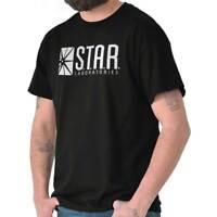 Science Laboratory Superhero Lightning Geek Nerd Comic Classic T Shirt Tee