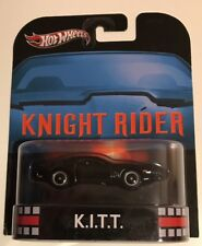 Hot Wheels Retro Entertainment KNIGHT RIDER K.I.T.T. * Super Fast Shipping * 15A