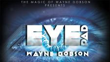 Eyepad by Wayne Dobson - Stunning new Comedy Mentalism!