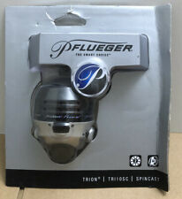BRAND NEW SEALED PFLUEGER Trion Spincast Reel 3.8:1 Gear Ratio TRI10SC