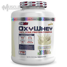 EHPlabs OxyWhey Lean Protein - 75 Serves CHOICE OF THREE FLAVOURS - EHP Labs