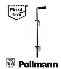 Pollmann Bottom Slide Stainless Steel 500 mm Door Lock Bolt Sliding Floor
