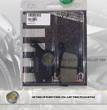PER HONDA XL V TRANSALP 650 DAL 2000 AL 2007 COPPIA PASTIGLIE FRENO POSTERIORI B