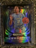 2020-21 Panini Prizm Draft Picks Cole Anthony Crusade Blue Prizm RC 005/199 📈🔥