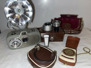 🔥🔥Zeiss Ikon Movikon 8 Camera with Movitar Lens And Accessories🔥🔥