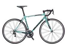 Bicicletta Corsa Bianchi Nirone 7 Alu Campagnolo Xenon 10V Strada MIS 57