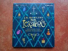 "J. K. Rowling ""Ickabog"",1 mp3-CD,ungekürzt,neu,OVP;ohne Porto"