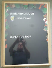 COLLECTOR , ARDOISE  RICARD , LE RICARD DU JOUR , OR511 *