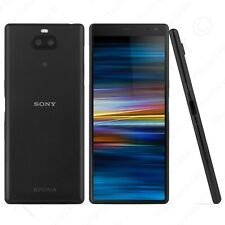 Unlocked Sony Xperia 10 I3123 64GB Smartphone (Black)