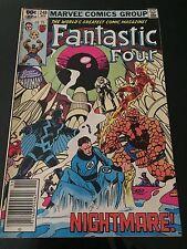 Marvel Fantastic Four Vol1, #248