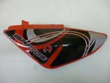 Cache latéral gauche moto Bastos 125 Pit bike Occasion coque carenage plastique