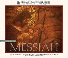 Mormon Tabernacle Choir - Handel's Messiah [New CD] With DVD