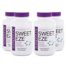 Slender Fx Sweet Eze 120 capsules 4 Pack Youngevity Dr. Wallach
