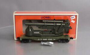 Lionel 6-37073 O USMC Cannon Car LN/Box