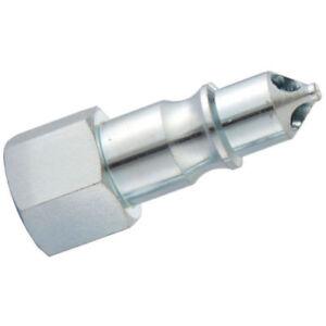 """PCL M100 Series Female Threaded BSPT Air Line Plug Size 3/8"""" ACA2994"""