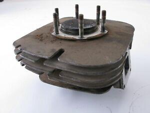 1983 Yamaha Tri-Moto 175 YT175 K Engine Cylinder Fair Used 920599