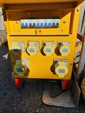 Site Transformer 10 KVA  110Volts Fused Air Cooled Single Phase