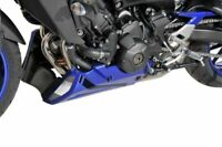 RACE BLU BELLY PAN LOWER FAIRING 890253121 YAMAHA MT07 14-17 ERMAX SATIN BLUE