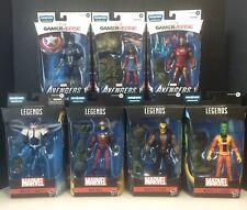 Hasbro Marvel Legends Abomination Complete Wave - LOT of 7 NISB Action Figures