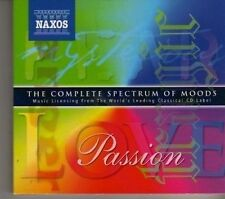 (CR373) The Complete Spectrum Of Moods, Passion - 2006 DJ CD
