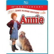 ANNIE - The Original 1982 Film Musical BLU RAY NEW