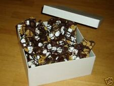 SMORES' GOURMET CHOCOLATE MARSHMALLOW BARK/ CANDY
