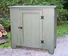 Primitive Handcrafted Cupboard (Danby)