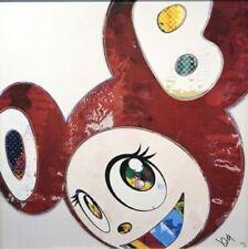 Takashi Murakami  And Then × 6 (Red Dots: The Superat Method)ED.300 DOB