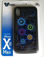 NEW DISNEY PARKS D-TECH EPCOT TEST TRACK iPHONE XS MAX CASE